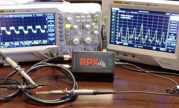 Bedini RPX Sideband Generator