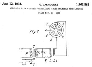 Lakhovsky Multiwave Oscillator – MWO – Vril Science