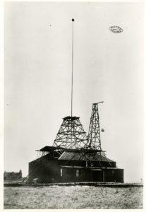 Tesla's Colorado Springs Magnifying Transmitter